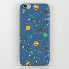 Out Of This World Cuteness iPhone & iPod Skin