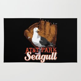 AT&T Seagull Rug