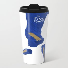 Leicester City 2015-16 - Premier League Champions Metal Travel Mug