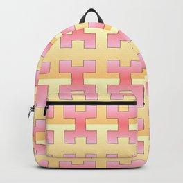 symetric patterns 48 -mandala,geometric,rosace,harmony,star,symmetry Backpack
