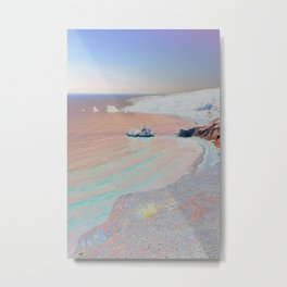 Chromascape 2 (Cyprus) Metal Print