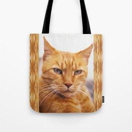Pissed Ginger Tote Bag