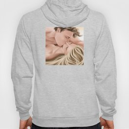 lost in a kiss Hoody