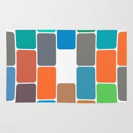 Colored Blocks Rug