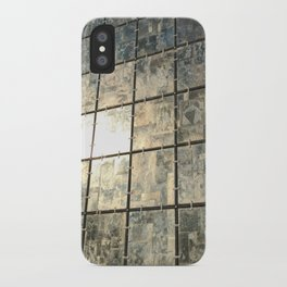 Mirror Glass iPhone Case