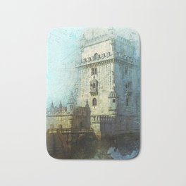 Castelo de Belem Portugal Bath Mat