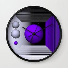 3D-geometry -3- Wall Clock