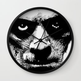 Karloff as The Mummy Wall Clock