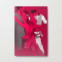 Tanguera forever Metal Print