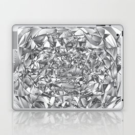 Diamond Rose Laptop & iPad Skin