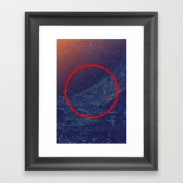 Keeper Of Secrets   Abstract Art Framed Art Print