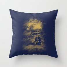 The End of the World Throw Pillow