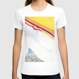 summer lovers_M T-shirt