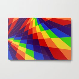 "ROY G Biv - ""Another Look"" Metal Print"