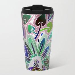 Digital batik Travel Mug