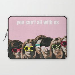 Mean Girl - You Can't Sit With Us Laptop Sleeve