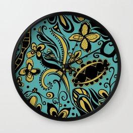 Teeflee Wall Clock