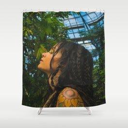 Kehlani 13 Shower Curtain