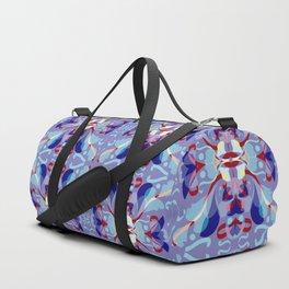 Leaf pattern 2b Duffle Bag