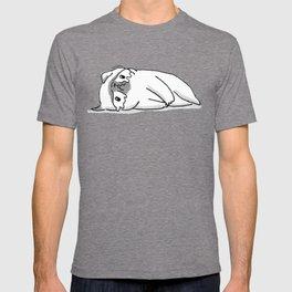 Sad Mochi the pug T-shirt