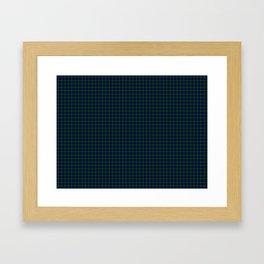 Murray Tartan Framed Art Print