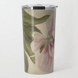Scents of Spring - Pink Peony i Travel Mug