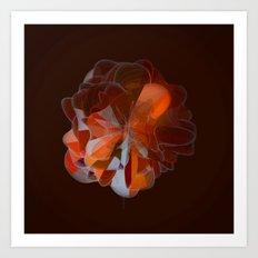 Splotch! Art Print