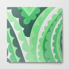 Pattern 8A Metal Print