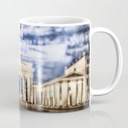 BERLIN Brandenburg Gate   In Detail Coffee Mug