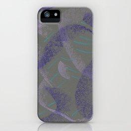 Designer Collection Grey 22 iPhone Case