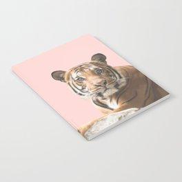 Pink Tiger Notebook