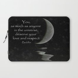 You, as much as anyone... Laptop Sleeve