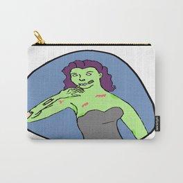 Priscilla Zombie Carry-All Pouch