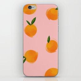 Oriental Soul iPhone Skin