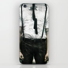 abyss of the disheartened VIII iPhone Skin