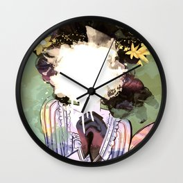 The Fall Of The Fairest Wall Clock