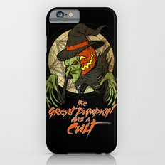 Cult of the Great Pumpkin: Witch Mask Slim Case iPhone 6s