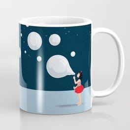 Reach For The Moon Coffee Mug