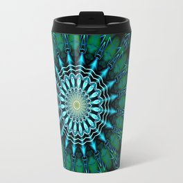 Mandala Humanity Travel Mug