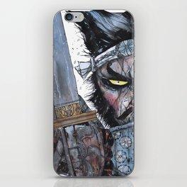 SAMURAI WI-FI iPhone Skin