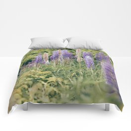 Lupins 3 Comforters