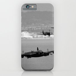 Lancasters Together Again iPhone Case