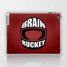 Brain bucket Laptop & iPad Skin