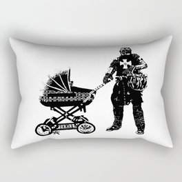 Pram Champion Rectangular Pillow