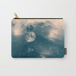One Day I Fell from My Moon Cottage... Carry-All Pouch