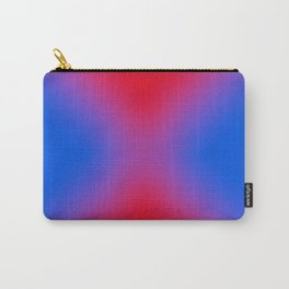 blue and red make purple Carry-All Pouch