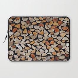 Chopped Wood Laptop Sleeve