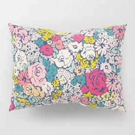 Vintage flowers Pillow Sham