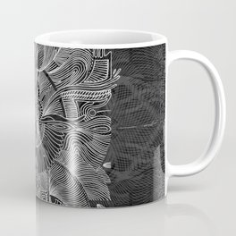 Etched Offering II Coffee Mug