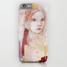 girl without wolf Slim Case iPhone 6s
